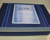 Bar Mitzvah Keepsake Box