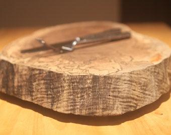 Black Walnut Cutting Board or Serving Plate