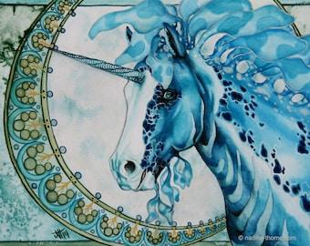 Seahorse Unicorn Etsy