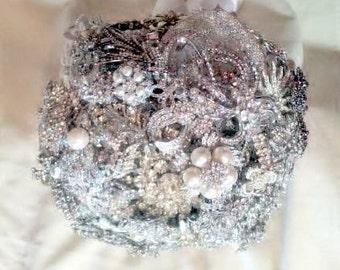 Bouquet Assistance - Bouquet Help - Bouquet Assembly - Brooch Bouquet - Broach Bouquet- Wedding Bouquet -Bridal Bouquet - Deposit