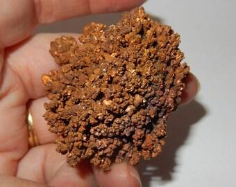 Native Copper crystal cluster