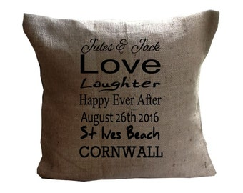 Personalised Cushion Covers