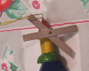 Miniature Windmill Etsy