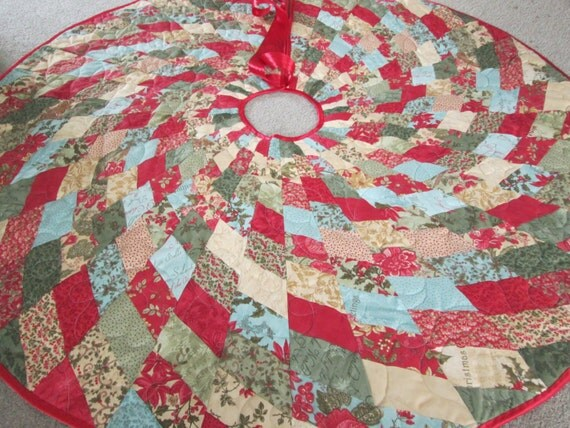 Modern Christmas Tree Skirt Tree Decoration Country By