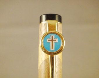 Cross - Dome Logo Clip - Classic Style Twist Pen