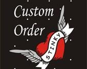 Custom Order for Tara Nyberg