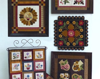 Quilt Squares #7 - Pattern by Lori Smith