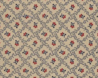 Primitive Gatherings Favorite - quilting fabric from Moda