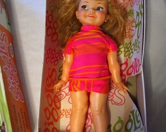 1976 Giggles Doll by Ideal