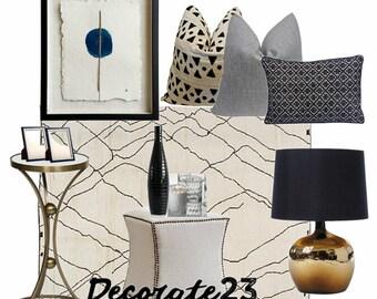 Online Interior Design, Complete Me- Interior Design, E-Interior Design, Home Decor, Affordable Interior Design Service, Mood Board