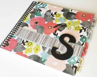 Baby Memory Book * Birthday Photo Book * Girl Baby Book * Baby Album * Shower Gift * Baby Book * Baby's First Year * Baby Journal * SOPHIA