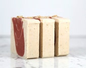 CHERRY ALMOND Bar Soap.  Soap Bar.