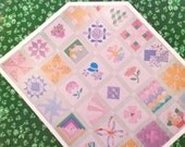 The Quilt-As-You-Go Guide by Nancy Donahue