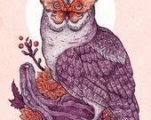 "8x10"" Autumnal Equinox Print"