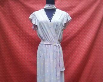 Silk OSCAR de la RENTA dress