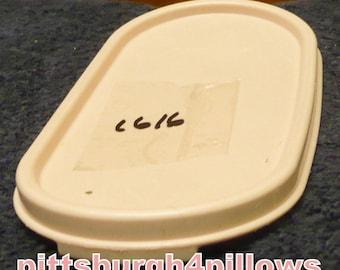1 -Tupperware Replacement Lids  - 1616 - No Damage  - Read Below -  1 Pink