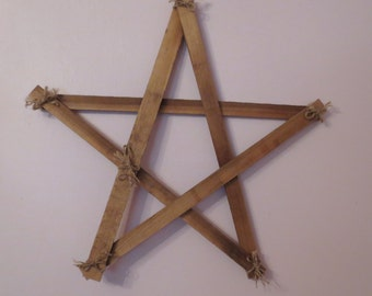 "Vintage Reclaimed Wood  22"" STAR,Wholesale Wood Christmas Star,Primitive wood Star"