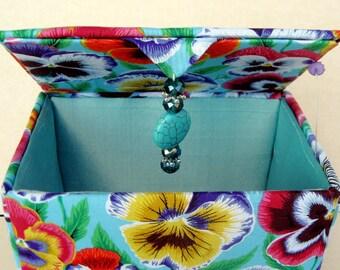 gift for her jewelry box, jewelry storage, trinket box, jewellery box