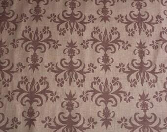 Valori Wells Fabric - Chandelier in Earth - Half Yard