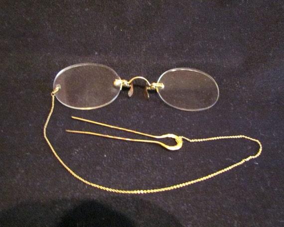 1800 two pair eyeglasses