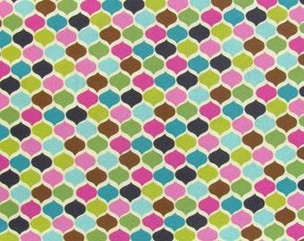 Roco Beat  Ornamental  Apparel Quilting  Cotton fabric.
