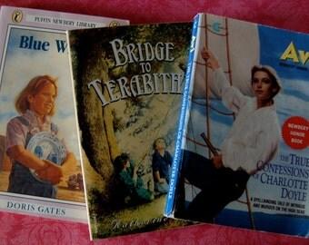 3 Vintage Kid's Books Lot