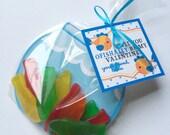 Kids Valentine, Valentine's Day Card, School Valentine, Class Valentine, Valentine Favor, Valentine's Kids, Fish Valentine, Candy Valentine