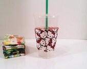 Eco-Friendly Coffee/Tea Sleeve - Hello Kitty