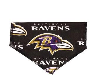 Baltimore Ravens Cat Bandana
