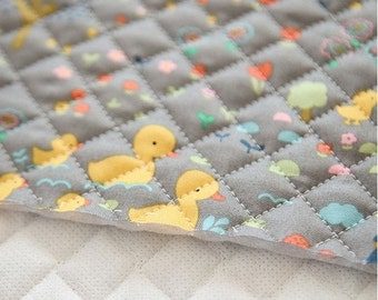 quilted cotton by the yard (width 44 inches) 79774