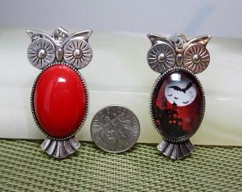 Happy Owl Pendant