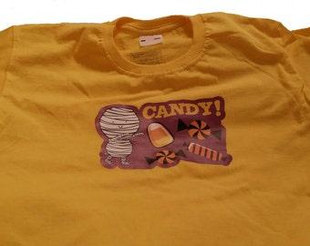 Halloween youth 5-6 size shirt