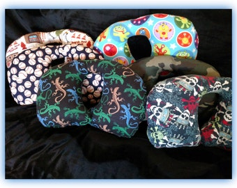 Travel Pillow - Small/Toddler - Neck Support - Limited Quanity - Boys  - Clearance