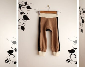 Custom Made Wool pants Size 4/5 years old.