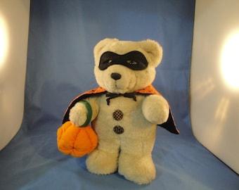 Sweet Halloween Bear