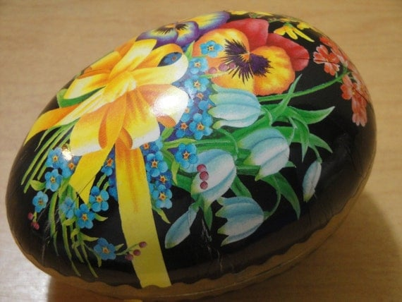 Made in Germany Paper Mache Egg