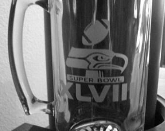 Seattle Seahawks Championship Mug