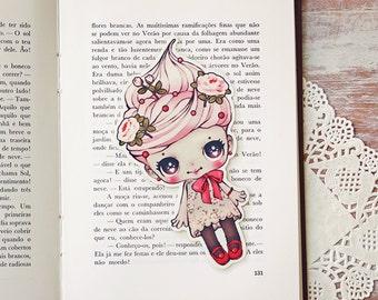 Whippita - bookmark - made to order