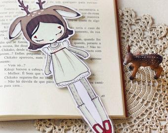 The Lovely Little Deer - bookmark
