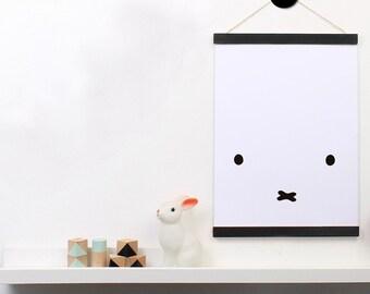 Digital Print: Bunny