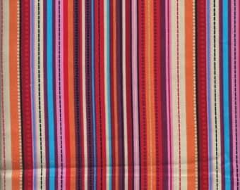 100%Cotton Striped Corduroy Fabric