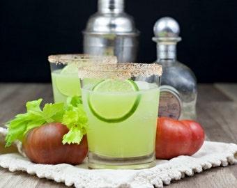 Bloody Mary Spiced Rim Salt | Margaritas cocktail salt | Spicy flavored salt | Foodie bar gift | Rim Salt | Drink rimmer | Bloody mary mix