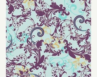 ON SALE - Bellydancer in Sky BA-303 - Bazaar Style - Patricia Bravo - Art Gallery Fabrics - By the Yard