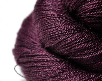 Tangled web - BabyAlpaca/Silk Lace Yarn
