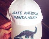 Make America Pangea Again Baseball Cap