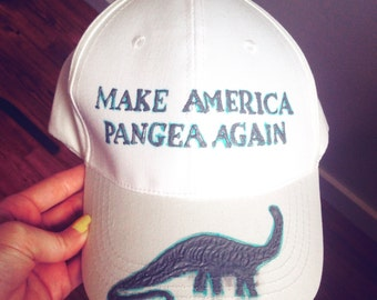 Make America Pangea Again Baseball Cap