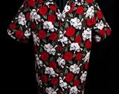 Skull & Roses limited-edition ultra-high quality men's shirt