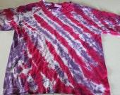 Tie dye tee shirt youth size S