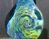 Boro Glass Sale Lampwork Pendant Swirl Implosion Borosilicate Bead Collection