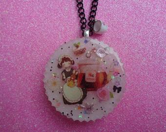 Kawaii Maid in Heaven Necklace